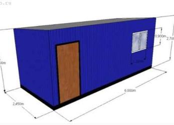 Вагончики бытовки: в чем их главные преимущества, что стоит учесть при установке на строительной площадке и как переделать строительную бытовку под дачный дом – идеи для вас