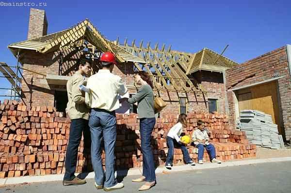 Строительство дома с архитектором
