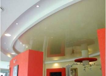 Как сделать натяжные потолки