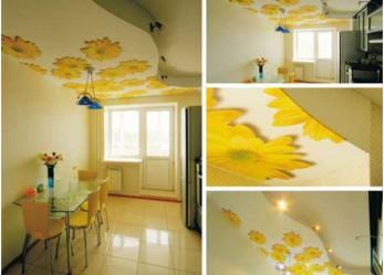 Экологические натяжные потолки