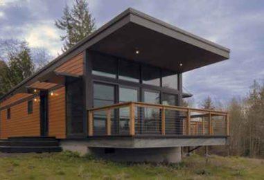 Модульные дома из контейнеров: особенности, преимущества