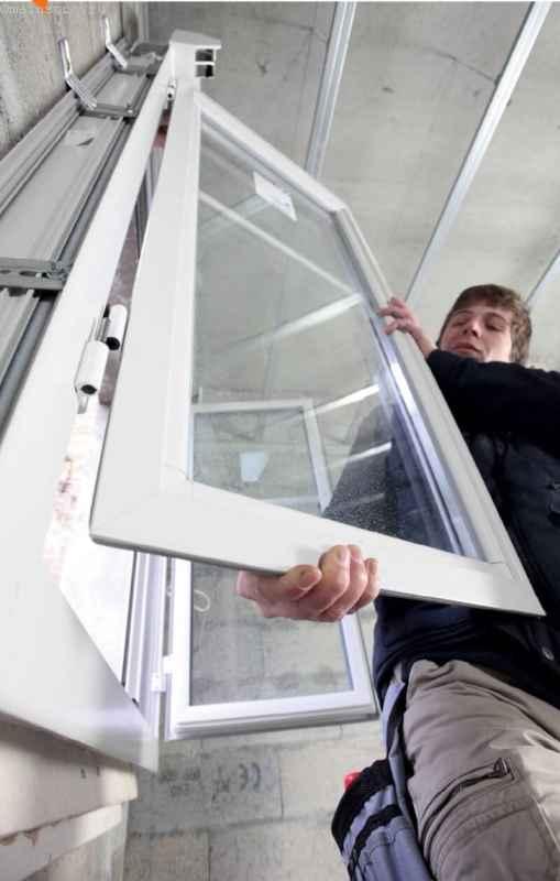 Декоративные пластиковые окна купить