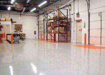 Бетонные полы в промышленных зданиях: основные требования к ним и этапы их устройства