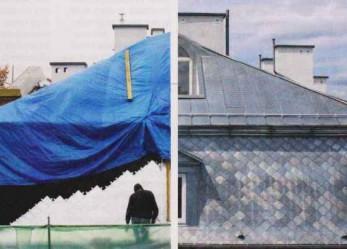 Ремонт скатной крыши