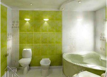 Дизайн ванных комнат. Часть 3.