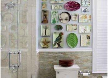 Дизайн ванных комнат. Часть 4.
