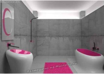 Дизайн ванных комнат. Часть 5.