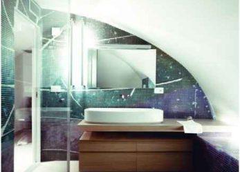 Дизайн ванных комнат. Часть 6.