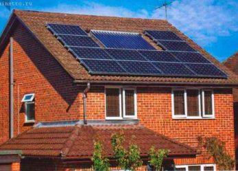 Гелиосистема и солнечные батареи