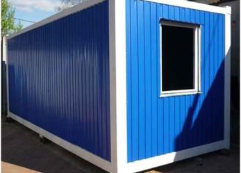 Какое временное жилье выбрать: металлические бытовки или деревянные конструкции, все за и против? Характеристика и цена контейнера. Как сэкономить на покупке бытовки?
