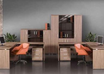 Офисная мебель на заказ: история развития, веяния моды, что предпочесть