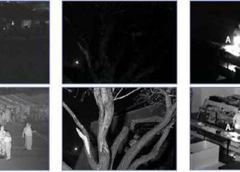 Когда монтаж систем видеонаблюдения не обойдётся без инфракрасной подсветки