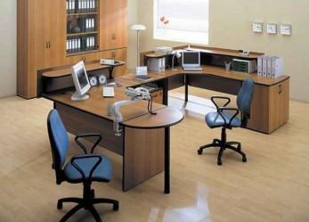 Офисная мебель на заказ: из чего лучше делать, где приобретать