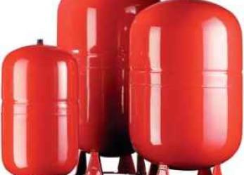 Расширительный бак  для отопления и их виды