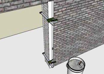 как штукатурить дверной откос? Фото.