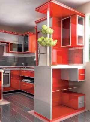 дизайна маленькой хрущёвской кухни