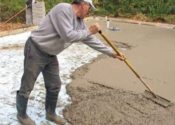 Выбор и проверка качества бетона