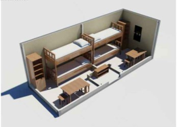 Какие строительные бытовки купить, и в какой сборке: деревянную конструкцию, металлические вагончики или контейнеры?