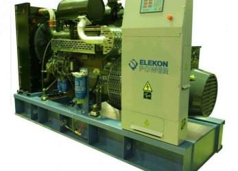 Дизельные генераторы электростанции: конструктивные особенности, область использования