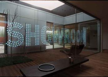 Мебель и свет или офисная мебель на заказ с использованием светодиодных лент