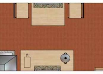 Как сделать капитальный ремонт кухни с помощью плитки?