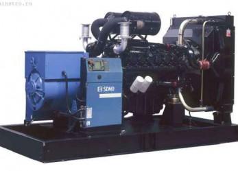 Дизельные генераторы sdmo: о производителе, классификация, особенности