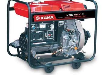 Где купить генератор дизельный: особенности выбора агрегата и точек продажи