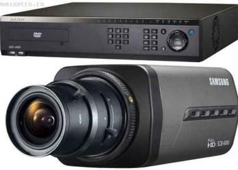Установка камер видеонаблюдения (мегапиксельных) в зависимости от разрешающей способности
