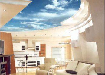 Что лучше: установка натяжных потолков с шумоизоляцией или акустический потолок?