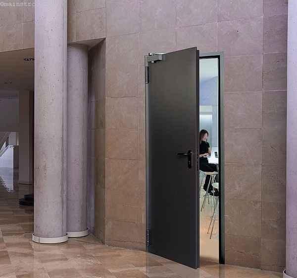 Дверь противопожарная EI 60