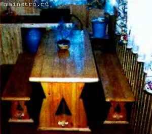 комплект столовой мебели