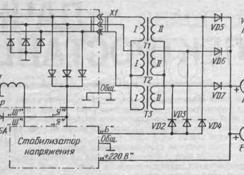 Дачная электростанция