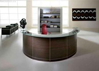 Какая она, офисная мебель на заказ для приемной? Часть 1