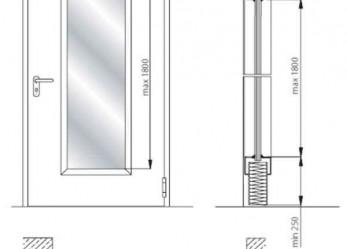 Двери противопожарные металлические цена, крупнейшие производители, конструкция и вес готового изделия