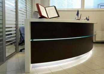 Какая она, офисная мебель на заказ для приемной? Часть 2