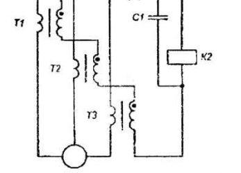 Защита трехфазного двигателя