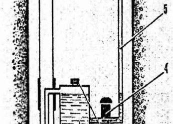 Электронасос с наполнительным резервуаром