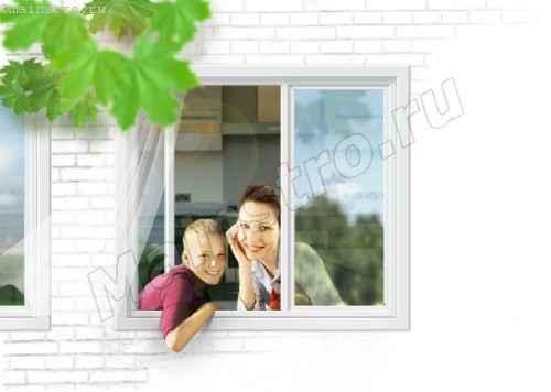 Дешевые пластиковые окна