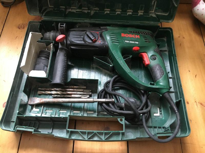 Перфоратор Bosch PBH 2900 FRE4-2