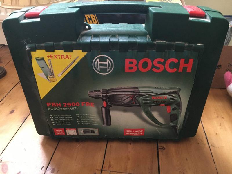 Перфоратор Bosch PBH 2900 FRE4-3