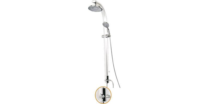 Какой купить верхний душ