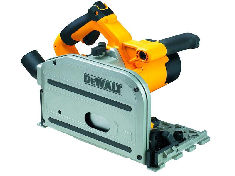 Дисковая пила DeWALT DWS520K