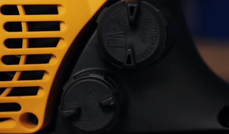 Цепные бензопилы с мощностью до 1500 Вт