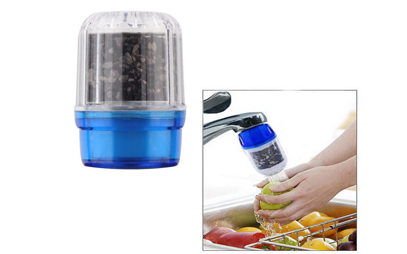 Выбираем фильтр для воды на кран