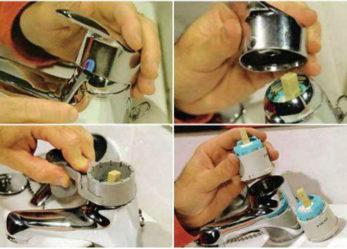 Течёт кран на кухне как починить: рекомендации и инструкции