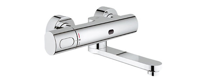Как выбрать сенсорный смеситель для раковины?