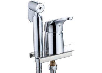 Смеситель для биде: виды и особенности приборов для ванной