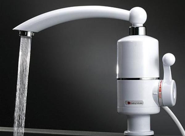 Нагреватель воды на кран: особенности устройства и принцип работы
