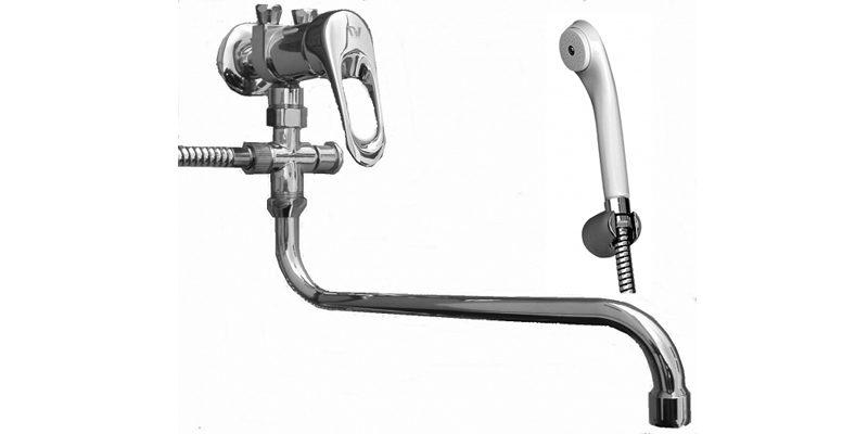 Смеситель для накопительного водонагревателя: особенностиивыбор