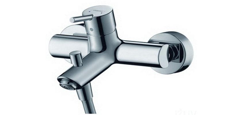 Смеситель с гигиеническим душем Hansgrohe